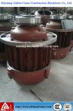 Le moteur conique électrique de levage de rotor utilisé par grue