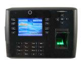 Leitor do sistema do controle de acesso da impressão digital com câmera interna (TFT700)