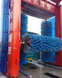 Sistema de lavagem do barramento automático para o negócio de Jakarta Buswash