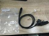 Écouteur acoustique de tube de nécessaires de surveillance pour la radio bi-directionnelle avec de grandes PTTs