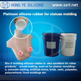 Vita Casting Silicone Rubber per Making Women Breast