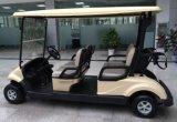 4 Seater Mini Cheap Electric Golf Trolley per Club per Personal Transporter