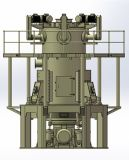 Máquina de moedura vertical Ultrafine