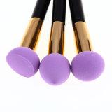 Губка состава слойки порошка способа пурпуровая косметическая