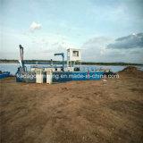 Sand-Scherblock-Absaugung-Ausbaggernmaschine im Bagger-Markt