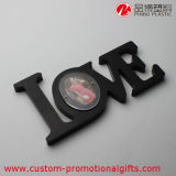 Design moderno Black e Clear Acrylic Love Picture Frame