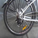 "26 "" 36V 250W後部ブラシレスモーターAlの合金のE自転車(JSL038XD-7)"