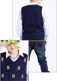 Il maglione stampato della maglia del pullover dei bambini mantiene caldo