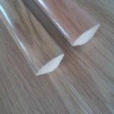 Círculo de um quarto que contorna (1/4 de ccircle) para o assoalho estratificado do revestimento e de folhosa