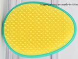 De plastic Borstel Minibrush van de Zak van de Verkoop van de Borstel van het Haar Hete