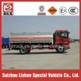 Foton Auman Öl-Transport-Kraftstoff-LKW des Kraftstoff-Tanker-LKW-12000L für Verkauf