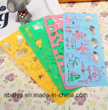 Puzzle Stationery Ruler dei bambini con Variety Design