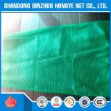Сеть тени Sun зеленого цвета HDPE высокого качества UV упорная, сеть тени земледелия для завода