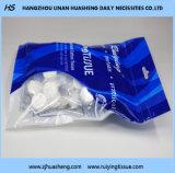 Ткань Fe001 монетки полотенца таблетки Compressed