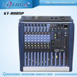 Vidro elevado Kt-80DSP PRO. Série de mistura do console da potência