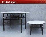 Mobiliário de mesa e mesa de reunião de melamina dobrável para venda (YC-T100-6)