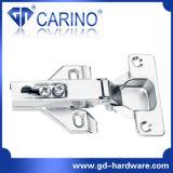 キャビネット(D9)のための鉄165degreeの(クリップ式の)油圧シリーズ特別なヒンジ