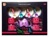 Милый комплект игры кухни конструкции Teatime для детей