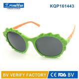 Marco suave de las gafas de sol de los niños de la buena calidad Kqp161443
