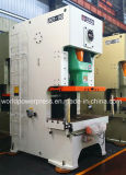 Cross Crank Type Open Back Press with PLC Control System