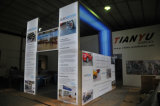 20 cabine d'exposition de ' X 20 '