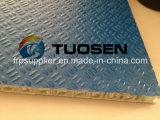 Anti-Slip Andamios Panel FRP PP Panel Honeycomb