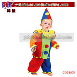 Disfraces Cosplay Navidad del favor de traje traje de Santa Supply Niño Niños Lil '(COS1033)