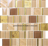 2016 Design moderno Glass Wall Mosaic con 305*305mm Size