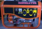 De hand In werking gestelde Generator van de Benzine 5.5HP 168f