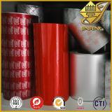 Lámina de aluminio lacado de 25 micrones para Blister Pack