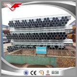 Изготовление трубы из черного металла Китая самое большое гальванизированное
