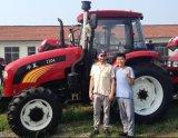 80HP 100HP 110HP 120HP 150HP 4는 세륨을%s 가진 농업 Foton 농장 트랙터를 선회했다