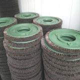 De zwarte Textiel Ronde Borstel van het Varkenshaar voor Ilsung Stenter (yy-398)