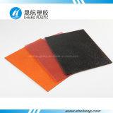 PC Polycarbonat-Plastik geprägtes festes Blatt (SH16-SER10)