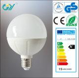 15W High Lumen SMD2835 Plastic+ Aluminum G95 LED Bulb