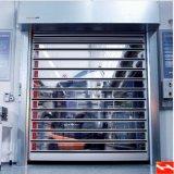 Porte d'obturateur à rouleau en acier isolé sécurisé haute performance (HF-J186)
