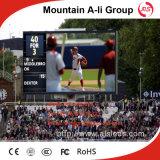 P6 옥외 발광 다이오드 표시 스크린을 광고하는 디지털