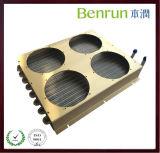 Alumimun Evaporator/Condenser mit Four Fans