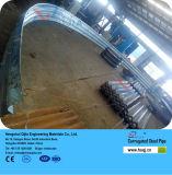 Stahlentwässerung-Rohr