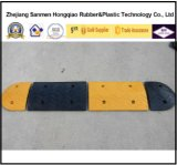 Longo caminho Safety Rubber Speed Bumps de Rússia Market 50cm