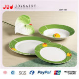 Insieme di pranzo di ceramica di migliore qualità