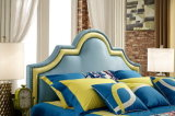 Neues Entwurfs-Schlafzimmer-Gewebe-Bett der Art-2016 (Jbl2003)