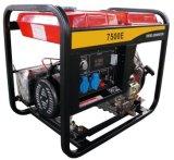 Groupe électrogène diesel à refroidissement par air ouvert