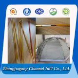 7001 Aluminiumaluminium-Zelt Pole zelt-Pole-6061