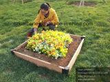 WPC blockierenblumen-Pflanzer für privaten Garten-Verbrauch