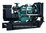 generator 50kVA40kw Yuchai van het Diesel Tarief 55kVA van de Generator de Reserve44kw