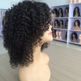 Full Curly Lace Wig para Black Women