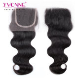 Virgin brasileiro Hair Body Wave com Closure