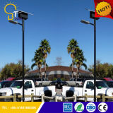 6m Pole 30W LED Straßenlaternemit Solar