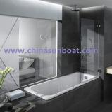 Bañera del esmalte de la seguridad del cuarto de baño del uso del hogar de Sunboat